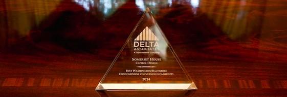 capitol design wins design award